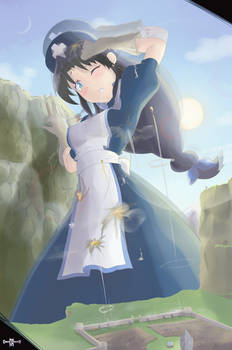 Yunzo- Eliza ~ The Gigantic Healer