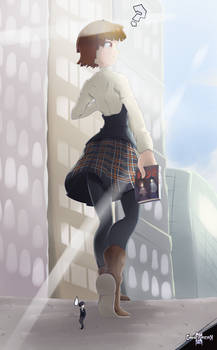 Persona- Shrink to Evade