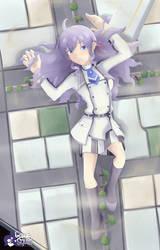 Ragnastrike Angels- Izuki EX by GameSquid