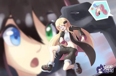 [Birthday] Sega Hard Girls- Mega Drive Mini