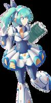 Mega Man- RiCO
