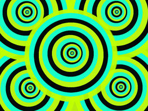 Blue atoms