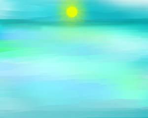 Artic sunrise