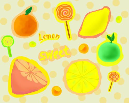 Citrus stickers