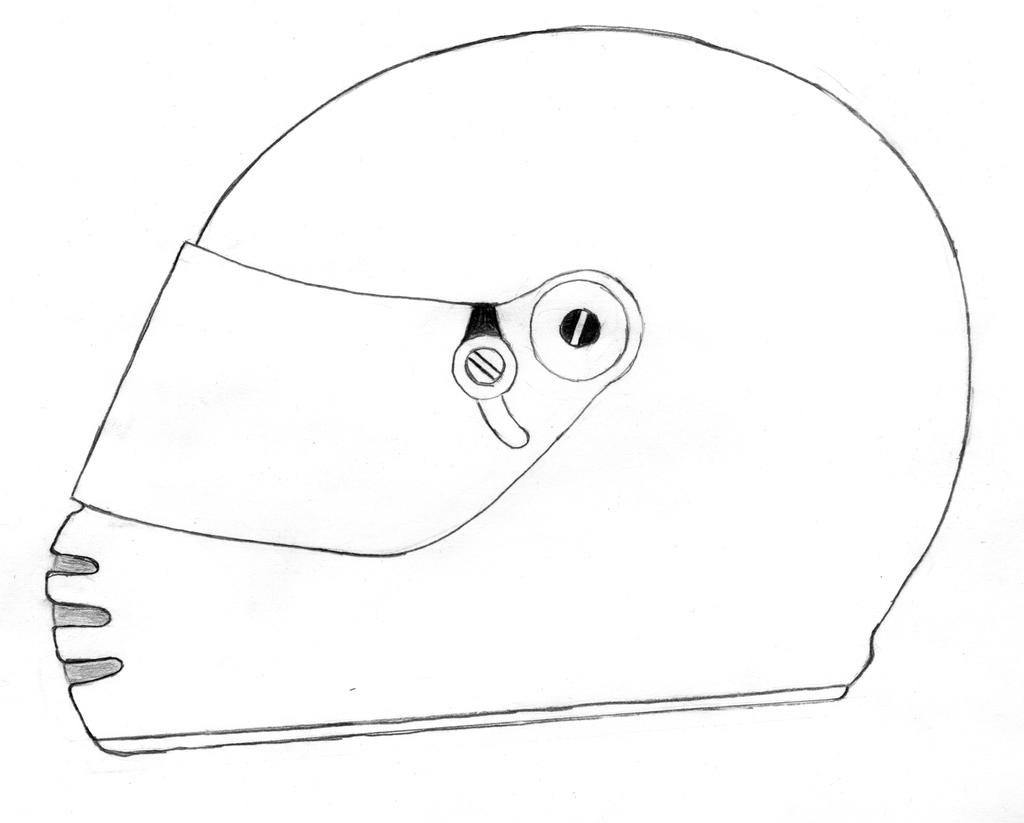 videos on how to draw a football helmet