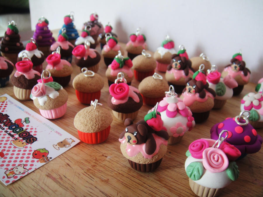 Cute Cupcakes Pictures Cute Kawaii Cupcakes by