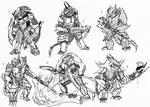MECHAROK - Factions - The Regents