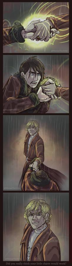 Rain... and Thunder