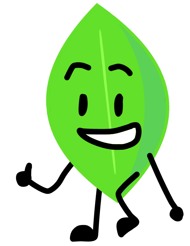 BFB - Leafy Fan Made pose by RyansVideos2017 on DeviantArt