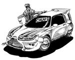 Battlelords Car Concept