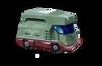 Shadowrun GMC Bulldog Stepvan