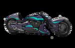 Shadowrun Harley Scorpion