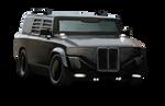 Shadowrun Humvee knockoff