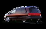 Shadowrun Family Van