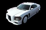 Shadowrun BMW M8 Muscle Car