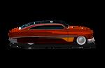 Shadowrun Mercury Cruiser