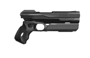 Shadowrun Troublemaker Heavy Pistol by raben-aas