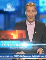 Shadowrun DeMeKo News Anchor by raben-aas