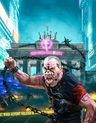 Shadowrun Berlin Cover