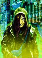 SHADOWRUN Novel Cover Toxische Erloesung