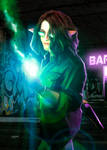 Shadowrun Sprawl Ops Elven Street Mage