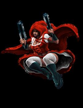 Shadowrun Little Red Riding Hood