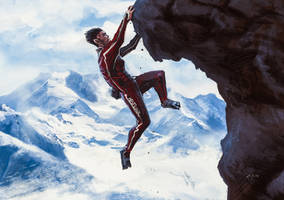 Shadowrun Climbing Adept