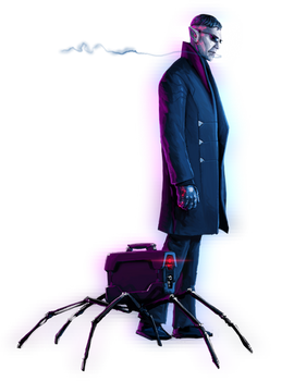 Shadowrun Secret Agent