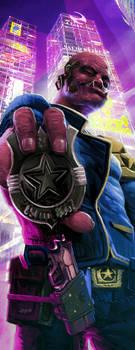 Shadowrun Lone Star Cop