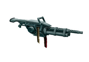 Shadowrun Freaky Minigun