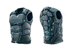 Cooling Armor