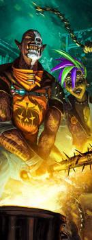 Shadowrun Halloweeners