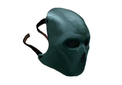 Shadowrun Ballistic Mask