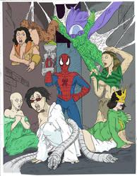 Spider-Man needed a win by darkspectralgoat