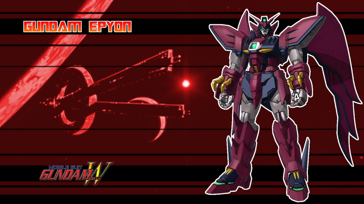 epyon gundam wing - photo #27