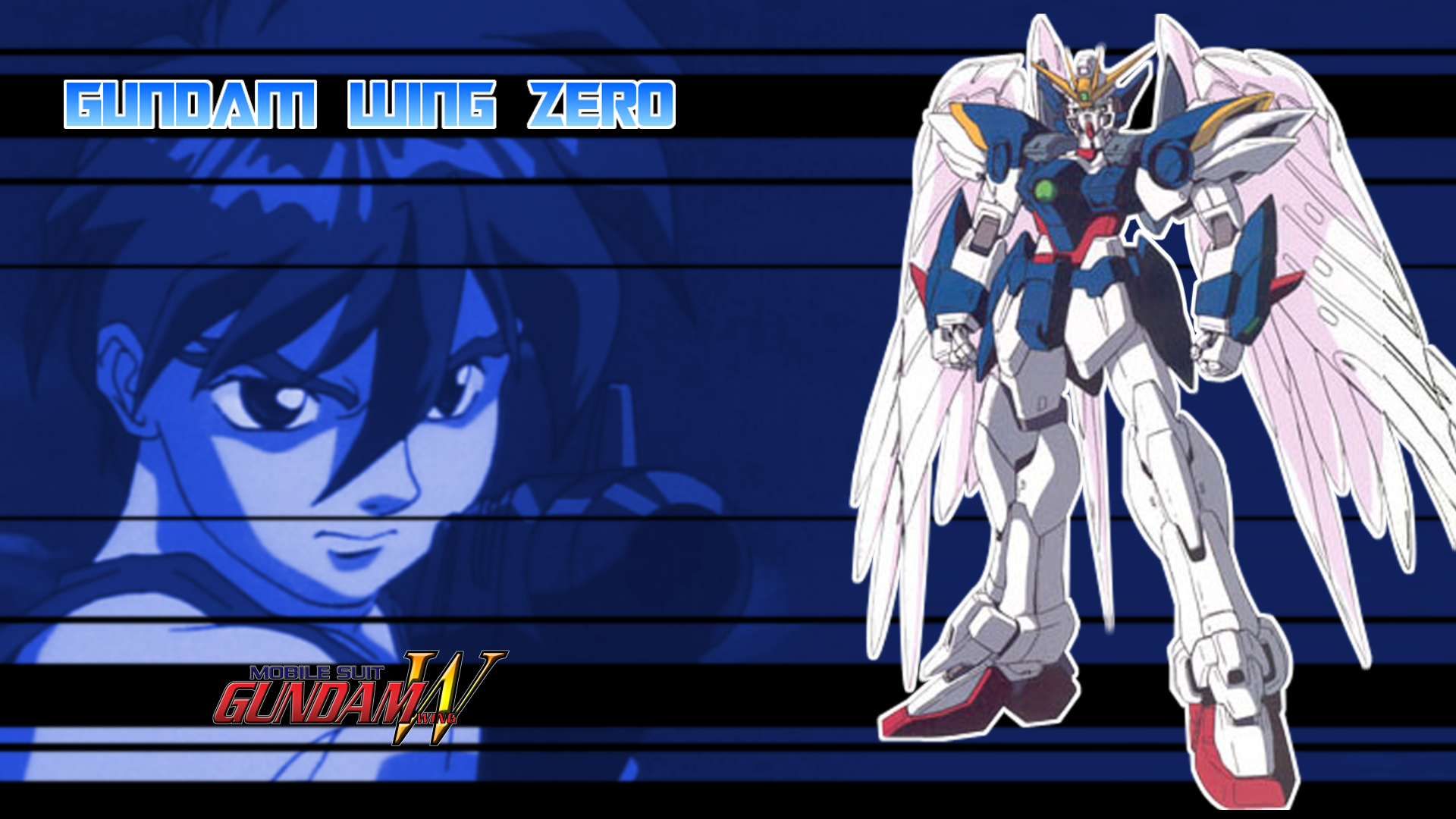 Gundam Wing Wing Zero 01 By Nekotheotaku On Deviantart