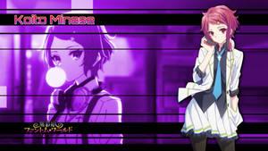 Musaigen No Phantom World Koito Minase 01
