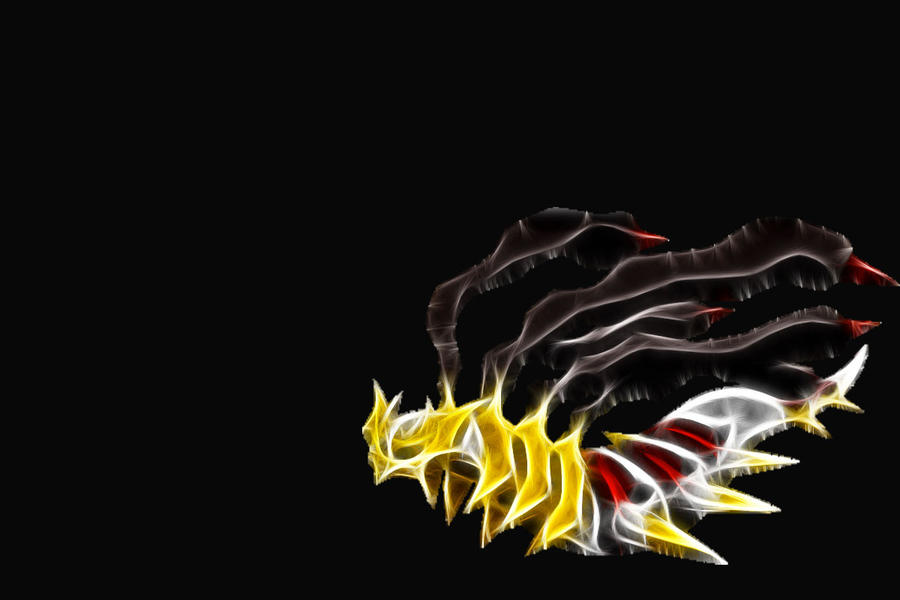 Giratina Origin by CaptHansIsMyMaster on DeviantArt