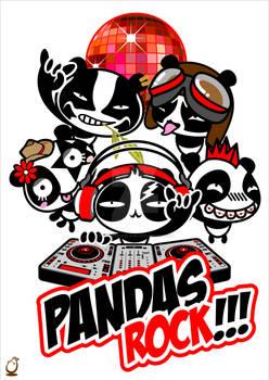 panda's rock