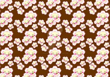 sakura wallpepah