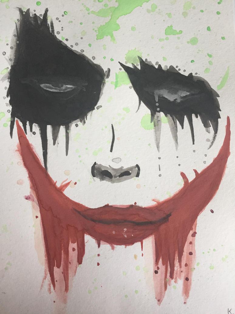 Joker by ivoryfawna