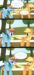 On the Other Side of the Tail-Pulling by NerfPony
