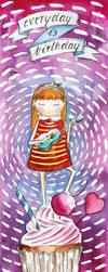 cupcake illustration by voteforpralka