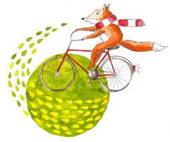 biker foxie by voteforpralka