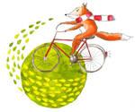 biker foxie