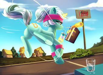 Lyra Heartstrings by Taneysha