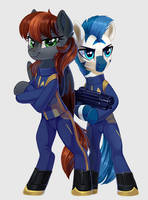 Sebrastian and Essorille by Taneysha