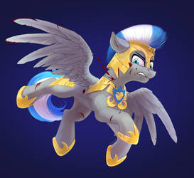 Cloud Zapper by Taneysha