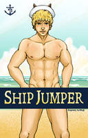 Ship Jumper Book #1 cover by CaptainLeBuff