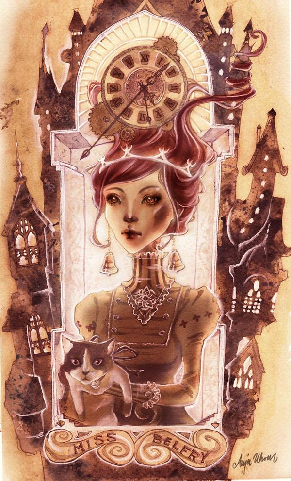 Miss Belfry by Miss-Belfry